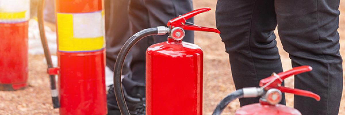 Corso Antincendio rischio Basso - medio - Alto